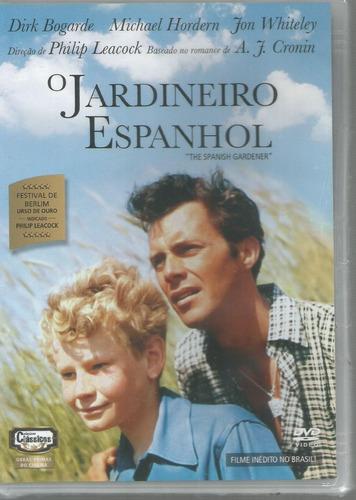 dvd o jardineiro espanhol - opc - bonellihq e19