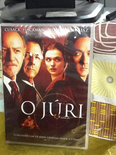 dvd o júri