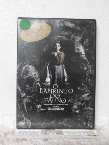 dvd o labirinto do fauno - original