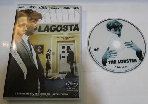 dvd - o lagosta (the lobster) - legendado