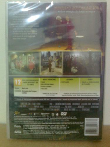dvd o mágico ( l ' illusionniste ) - novo