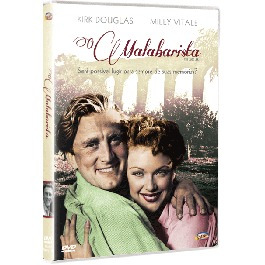 dvd o malabarista (1953) kirk douglas
