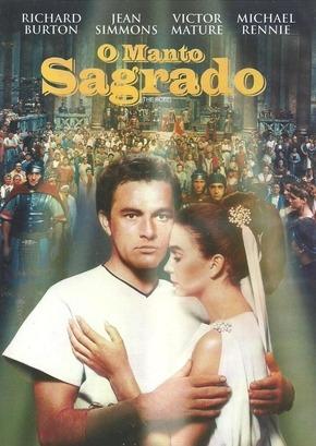 Resultado de imagem para O Manto Sagrado (1953)