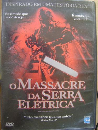 dvd o massacre da serra elétrica 61