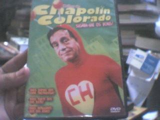 dvd o melhor do chapolin colorado