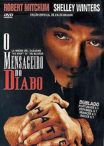 dvd o mensageiro do diabo dublado
