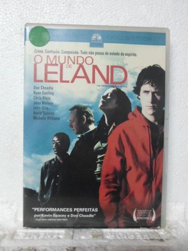 dvd o mundo de leland - original
