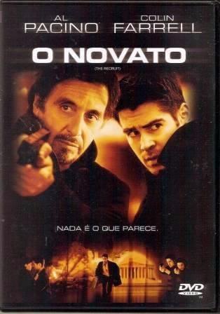 dvd - o novato - original ¿ dublado
