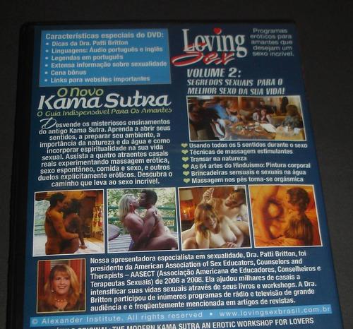 dvd o novo kama sutra: o livro indispensável para os amante