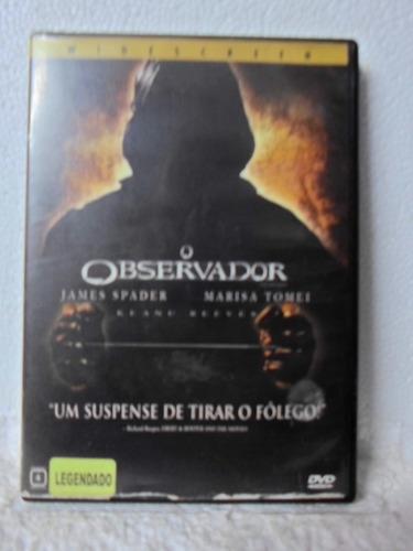 dvd o observador - original