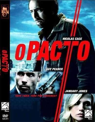 dvd - o pacto
