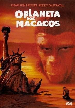 Resultado de imagem para planeta dos macacos 1968