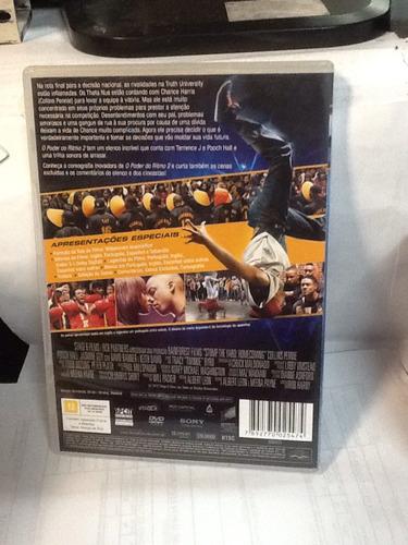 dvd o poder do ritmo 2