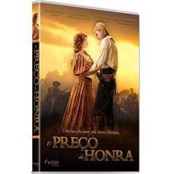 dvd o preço da honra - frete grátis