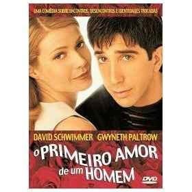 dvd o primeiro amor de um homem - novo lacrado original