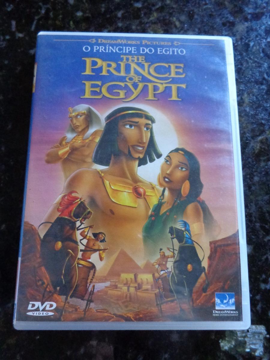Dvd O Principe Do Egito R 30 00 Em Mercado Livre