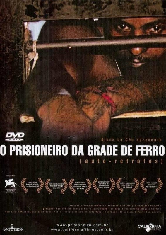 Resultado de imagem para o prisioneiro da grade de ferro