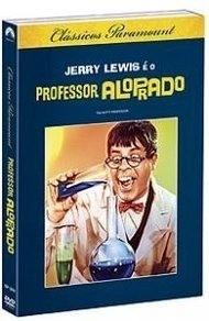 dvd o professor aloprado - jerry lewis dublado orig lacrado