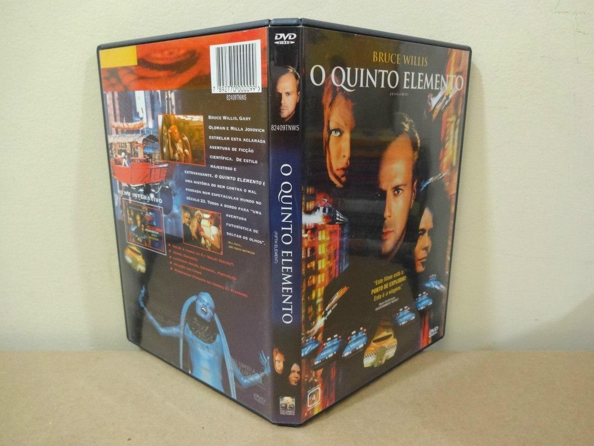 Resultado de imagem para dvd o quinto elemento
