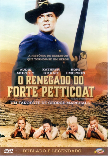 dvd o renegado do forte petticoat classicline bonellihq p20