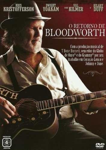 dvd - o retorno de bloodworth