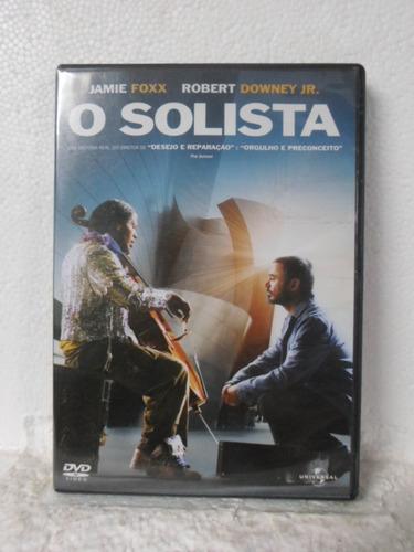 dvd o solista - original