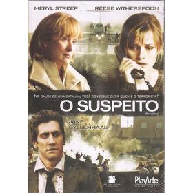Dvd O Suspeito - Omar Metwalley Jake Gyllenhaal ( Original)