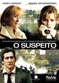 dvd - o suspeito - meryl streep/ reese witherspoon - lacrado