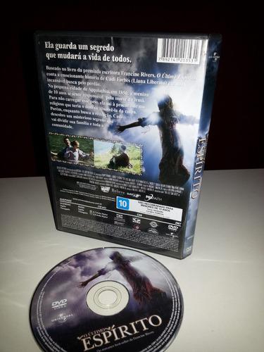 dvd o ultimo espirito - original e raro