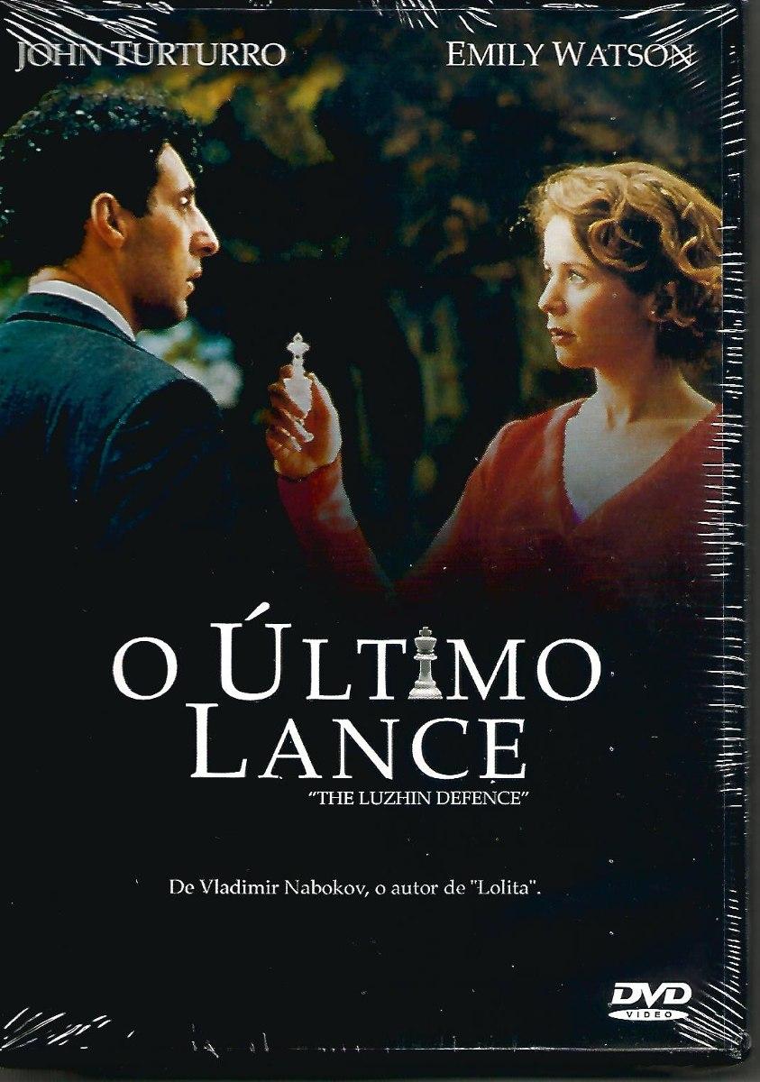 Dvd O Último Lance - Emily Watson - Lacrado - Novo
