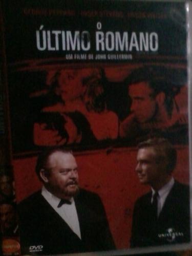 dvd o último romano orson wells & george peppard