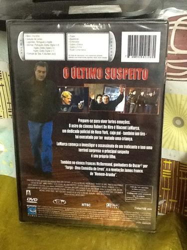 dvd o último suspeito