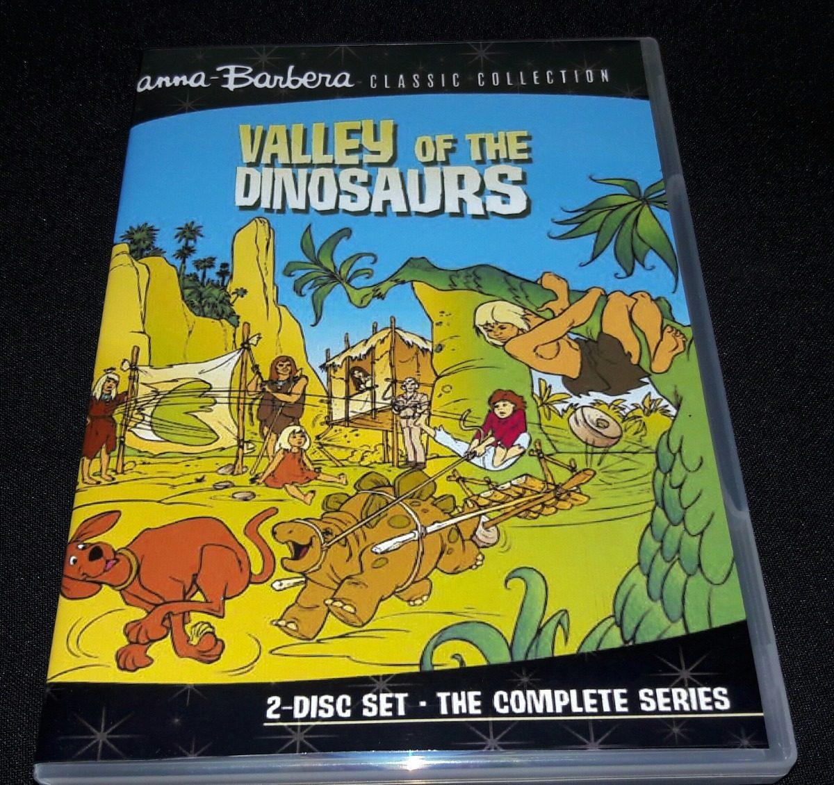 Dvd O Vale Dos Dinossauros Desenho Completo Digital R 50 00