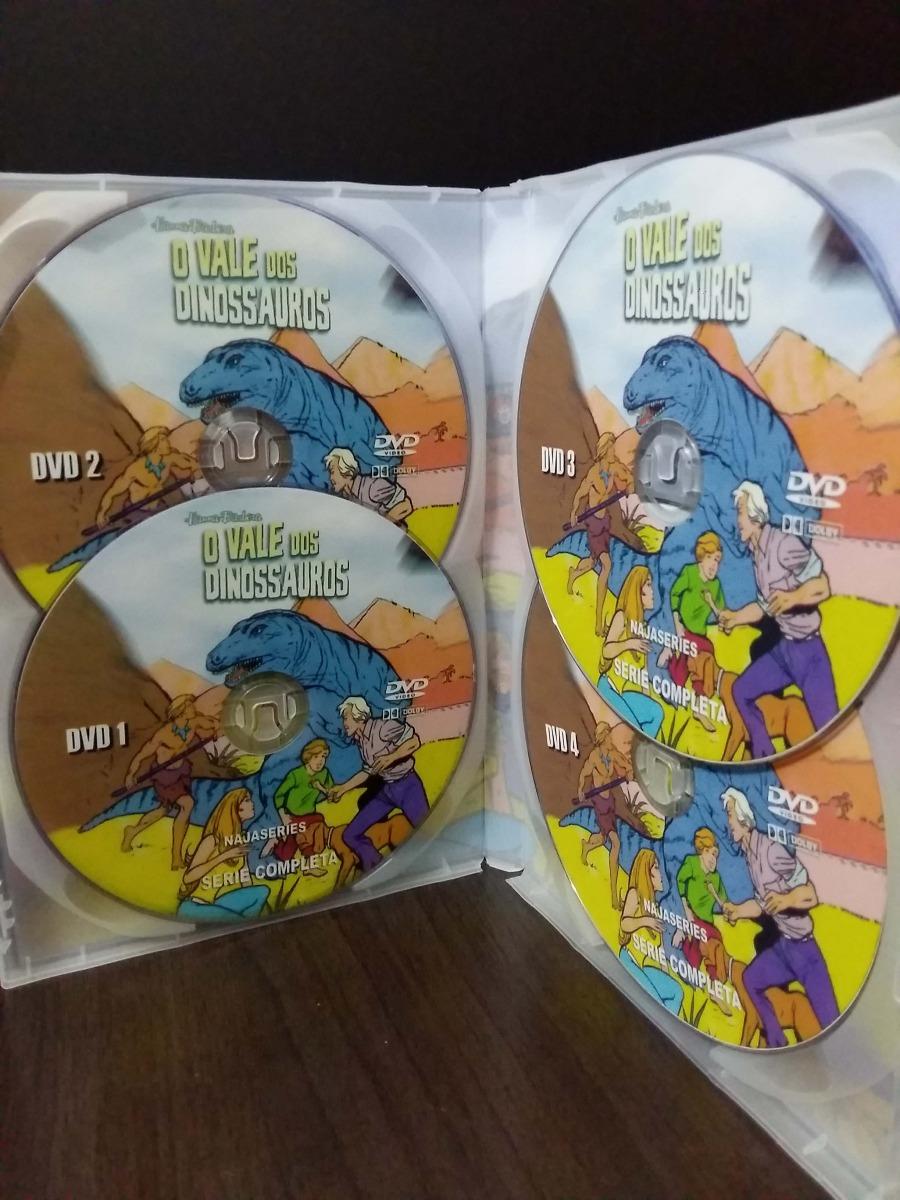 Dvd O Vale Dos Dinossauros Desenho Dublado R 50 00 Em Mercado