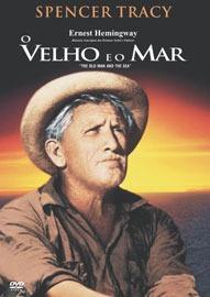 dvd o velho e o mar, john sturges, com spencer tracy 1958 +
