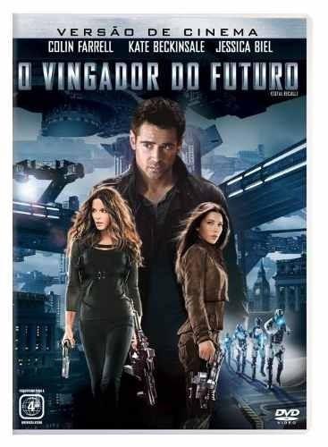 dvd - o vingador do futuro 2012