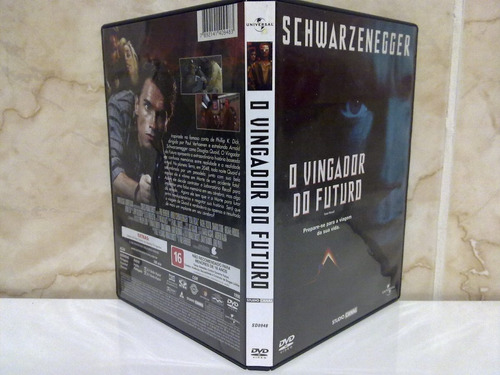 dvd o vingador do futuro