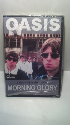 dvd oasis a moring glory - dvd original