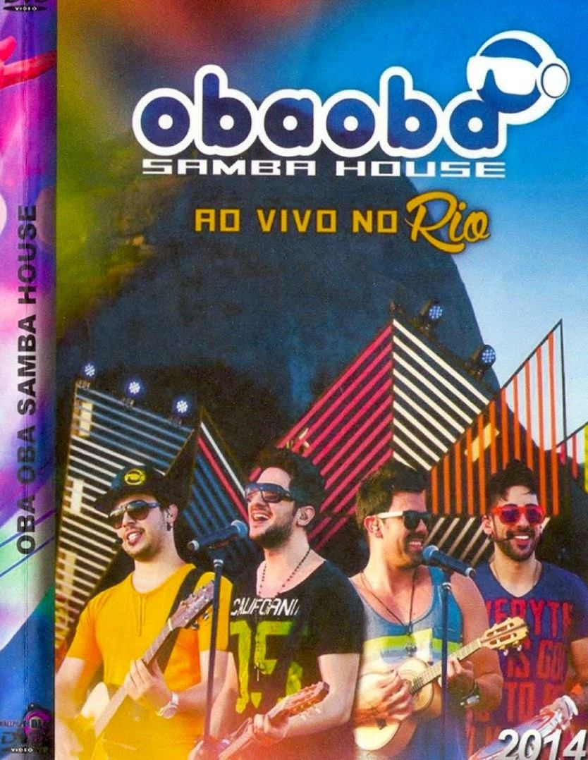 novo cd oba oba samba house 2014