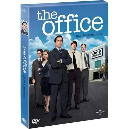 dvd office 4ª temporada