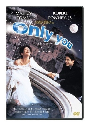 dvd : only you