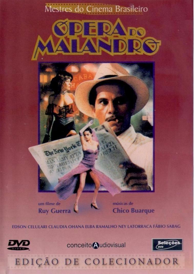 dvd opera do malandro