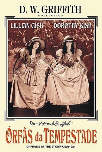 dvd orfãs da tempestade ( d. w. griffith )
