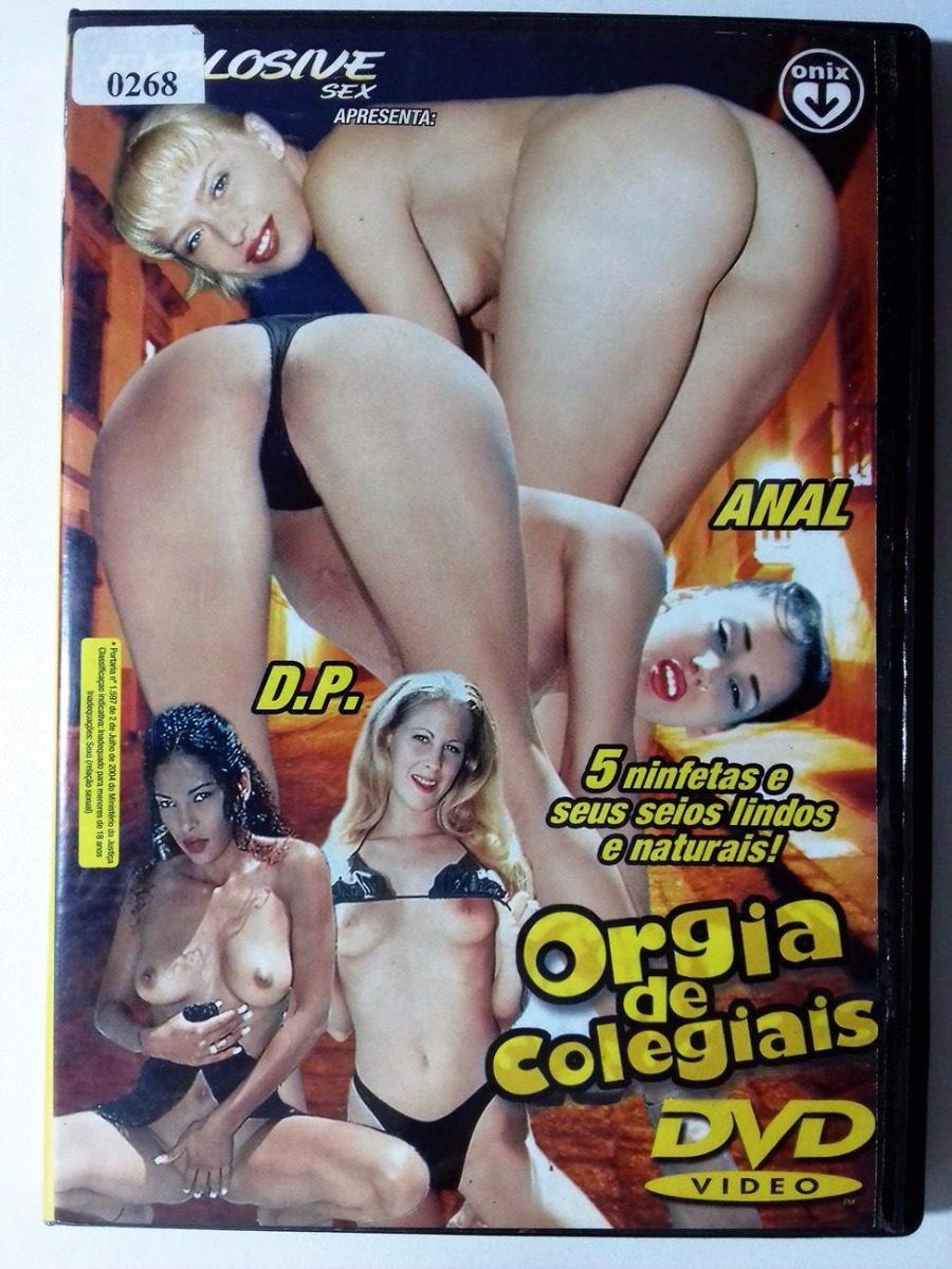 Anális dp orgia