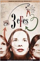 dvd orginal do filme 3 efes