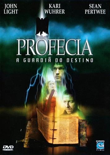 dvd orginal profecia a guardiã do futuro