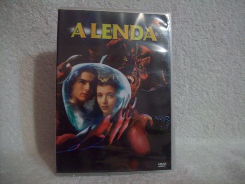 dvd original a lenda- com tom cruise