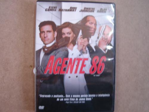 dvd original agente 86 com steve carell