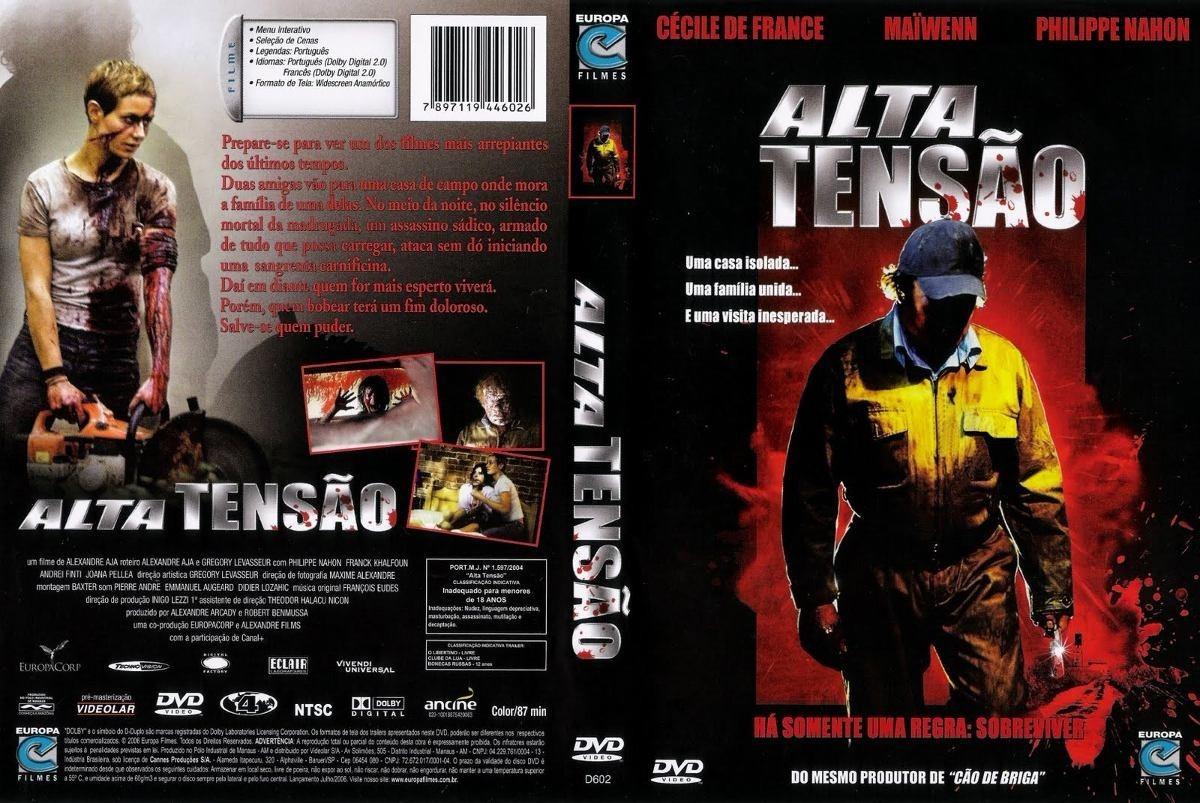 Resultado de imagem para alta tensão 2003 filme