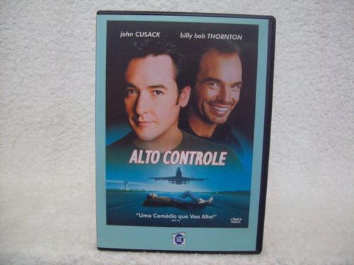 dvd original alto controle